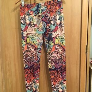 Pants - Graphic leggings